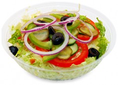 Морепродукты салат